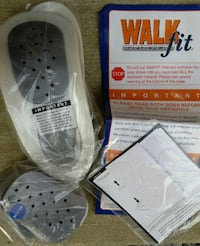 Platinum WalkFit Walk Fit orthotic insole   Woodstock, 22664