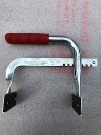 red and gray metal tool 60 km