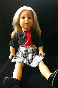 Lillian Vernon American girl type doll Cooksville, 21723