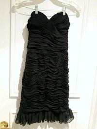 TIERED STRAPLESS SWEETHEART DRESS XS - Suzy Shier Toronto, M6B 3J3