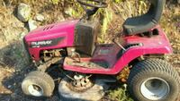 red and black ride on mower Osoyoos, V0H 1V6