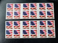 Forever Stamps  Baltimore, 21205