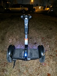 Segway miniPRO with kickstand and charging cable