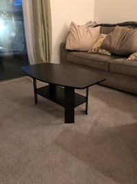 Dark Brown small coffee table