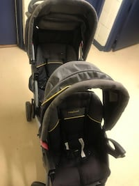 baby's black and gray stroller Alexandria, 22306