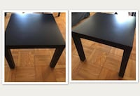 Two side tables Mississauga, L5B 3A7