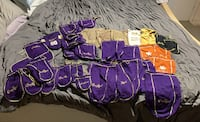 Crown Royal whiskey bags. 37 total Fort Myers, 33966