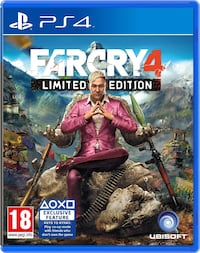 Farcry 4 Limited Edition (Playstation 4) Toronto