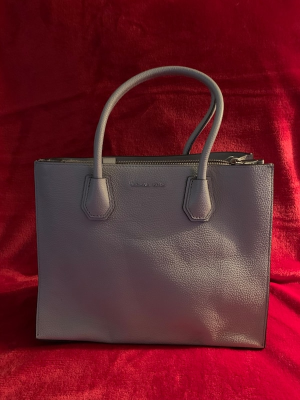 1a6618c52693 Michael Kors pearl grey purse. New with tags.  85. HomeFashion and  Accessories Fort Worth