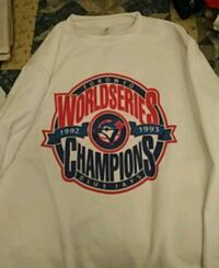 Toronto Blue Jays World Series Champions Sweater