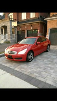 INFINITI G35X FULLY LOADED VRY CLEAN BEIGE LEATHER Toronto