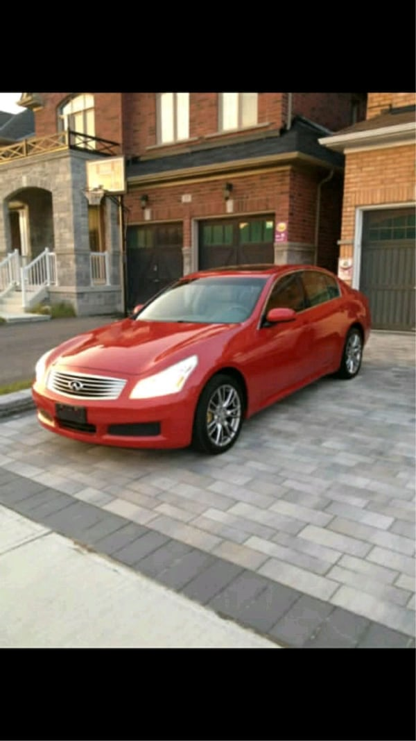 INFINITI G35X AWD Luxury Fully Loaded VERY CLEAN  989ad877-a0d8-4d90-8b88-af15fcf4d5d2
