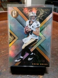 DREW BREES PRIZM 13/49 Southbridge, 01550