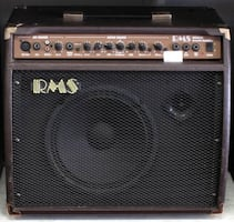 RMS Acoustic Amp