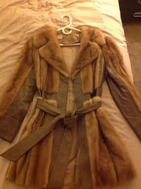 A Old School 100% AUTHENTIC Women's Leather and Mink!! North Las Vegas, 89031