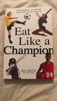 Eat Like a Champion Book Louisville, 40243