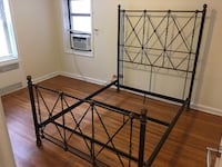 Bed frame(queen) New York, 11412