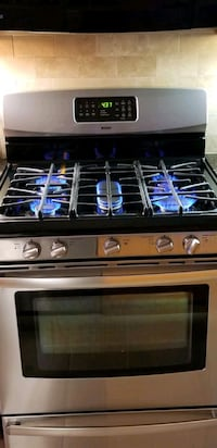 Gas Range (Kenmore slide-in) W30/D26/H36.4