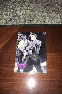 ELVIS. 25,cards. Collectible