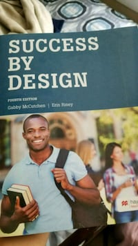 Sucess by design fourth edition  Morganton, 28655