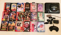 Sega Genesis Games (cleaned, tested, and in custom cases/CIB) Easton, 06612