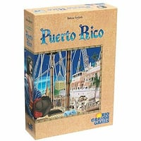Puerto Rico board game - Like New! (PLUS MANY MORE!) WOODBRIDGE