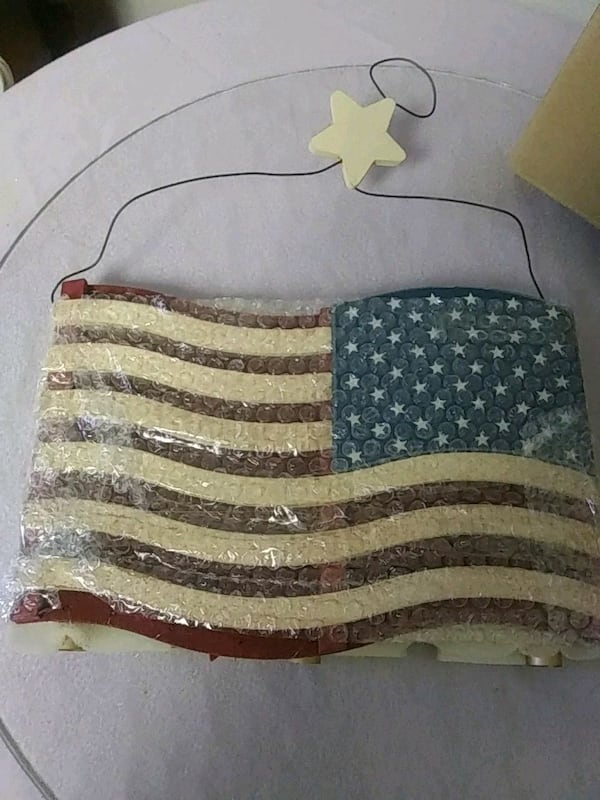 Patriotic Wind Chime 9e503300-2cb1-48ef-898a-8bf05ad67eee