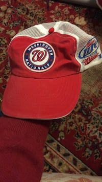 Washington Nationals Baseball Cap Gettysburg, 17325