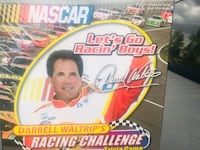 NEW ! IN SEALED BOX Darrell Waltrip's Racing Challenge Trivia Game (6) available  Calgary, T3G 1J6