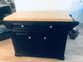 Îlot -Console- commode-