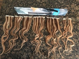 Clip & Go Hair Extensions