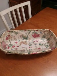 Longaberger Bread Basket cloth liner