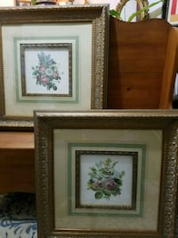 2 Beautifully framed pictures of flowers Humboldt, 38343