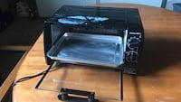 Black and gray toaster oven Welland, L3C 5W6