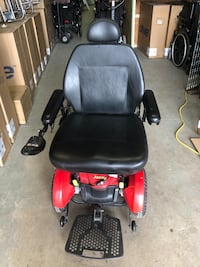 Jazzy Select HD. Power Wheelchair.