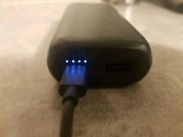 High cappacity portable power pack.
