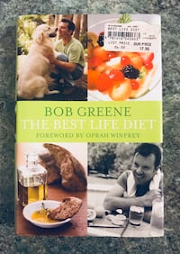 Bob Greene Best Life Diet Book Hales Corners