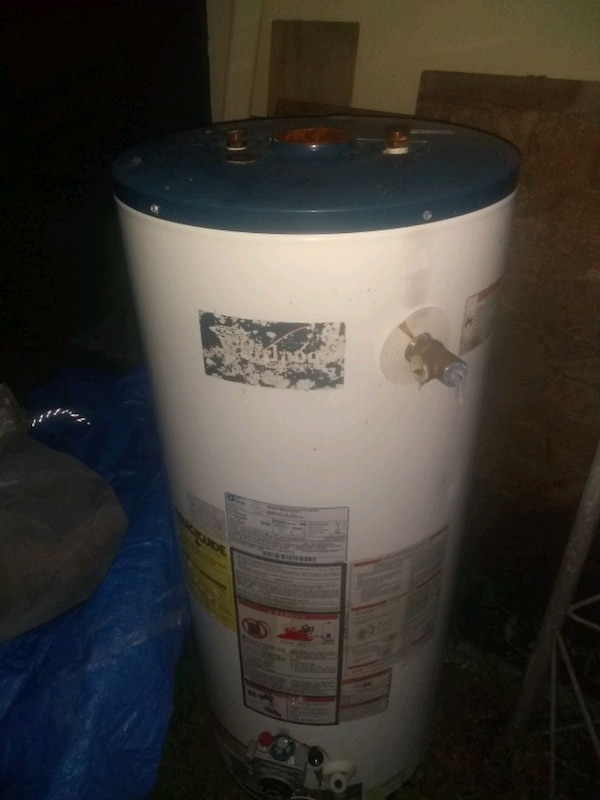 Maytag Gas water heater 1