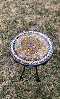 Mosaic Outside side table Bryans Road, 20616