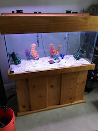 80 Gallon Visio Fish Tank and a ton more extras recently added!! Riverside, 92508