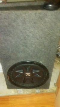 12 inch subwoofer Triangle