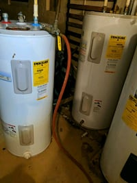 Just tested, and flushed out electric water heater 878 mi