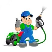 Get your house and concrete pressure washer before winter. I also offer concrete sealing. Give me a call at  [TL_HIDDEN]  Gardners