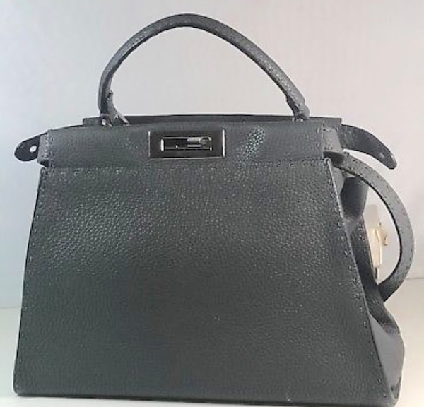 2a3d2822a72d Used Authentic Fendi Leather Bag for sale in West New York - letgo