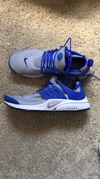 Blue air presto size 11 Waterloo, N2K 3W8