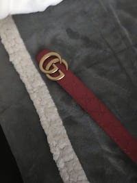 Used Double Sided Gucci belt Waldorf