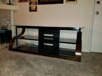BEAUTIFUL 3-TIER TV STAND & SHELVING UNIT Denver, 80222