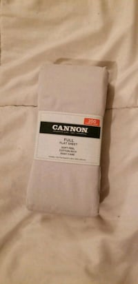 Cannon flat sheet Ontario, 91762