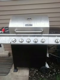 gray and black gas grill Kitchener, N2G 1V6