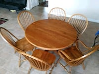 Beautiful Dining table set with 06 chair New Braunfels
